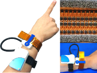 Hand Shape Classification with a Wearable Wrist Contour Sensor